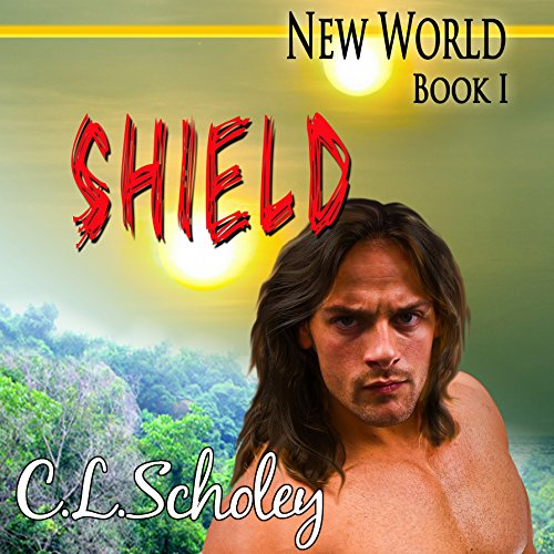Shield audiobook cover art