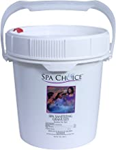 SpaChoice 472-3-5081 Chlorine Granules for Spas and Hot Tubs, 5-Pounds