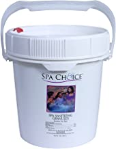clear spa chlorinating granules