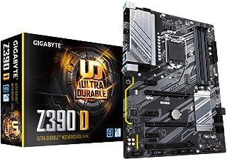 Placa Mãe Z390 D Intel LGA 1151 ATX DDR4 GIGABYTE