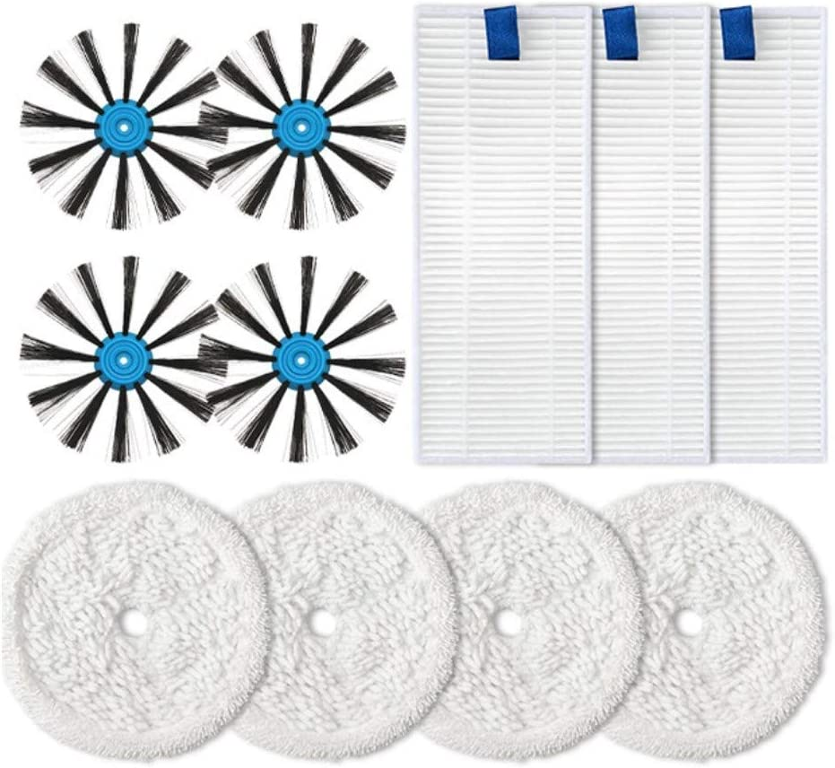High-Efficiency Large-scale sale Filters Edge Cleaning NEW before selling ☆ Brushes Pads Mop Replace