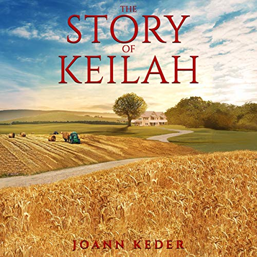 The Story of Keilah audiobook cover art