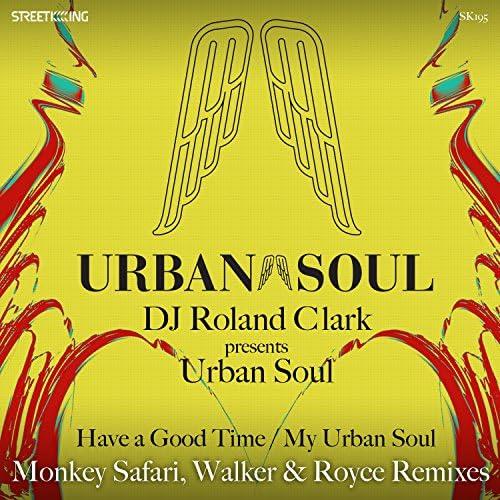 DJ Roland Clark presents Urban Soul