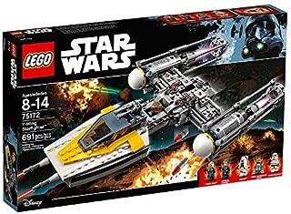 LEGO Star Wars Y-Wing Starfighter 75172 Star Wars Toy (Renewed)
