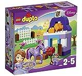 LEGO DUPLO Princesse Sofia - 10594 - Jeu De Construction - L'écurie Royale