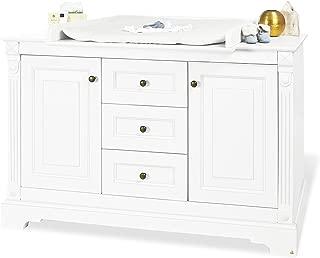 Dresser Changing Table Pinolino Emilia Extra Large 150 101