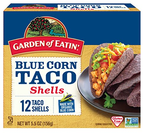 Garden of Eatin' Blue Corn Taco Shells, 12 Count