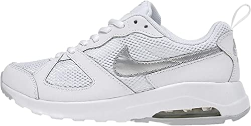 Nike Femme Nike Air Max Muse Femmes Chaussures course - blanc platine, 42