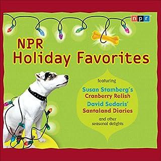 NPR Holiday Favorites audiobook cover art