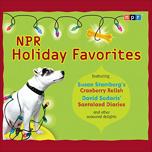 NPR Holiday Favorites audiobook cover art