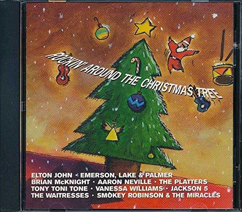Rockin em torno da árvore de Natal [Audio CD] Vários Artistas