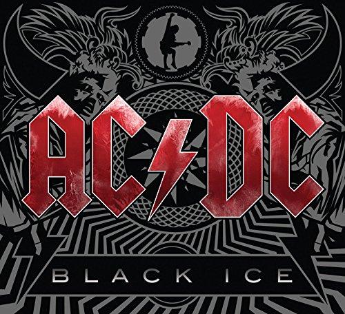 Ac//Dc Fanschl/üssel Black Ice