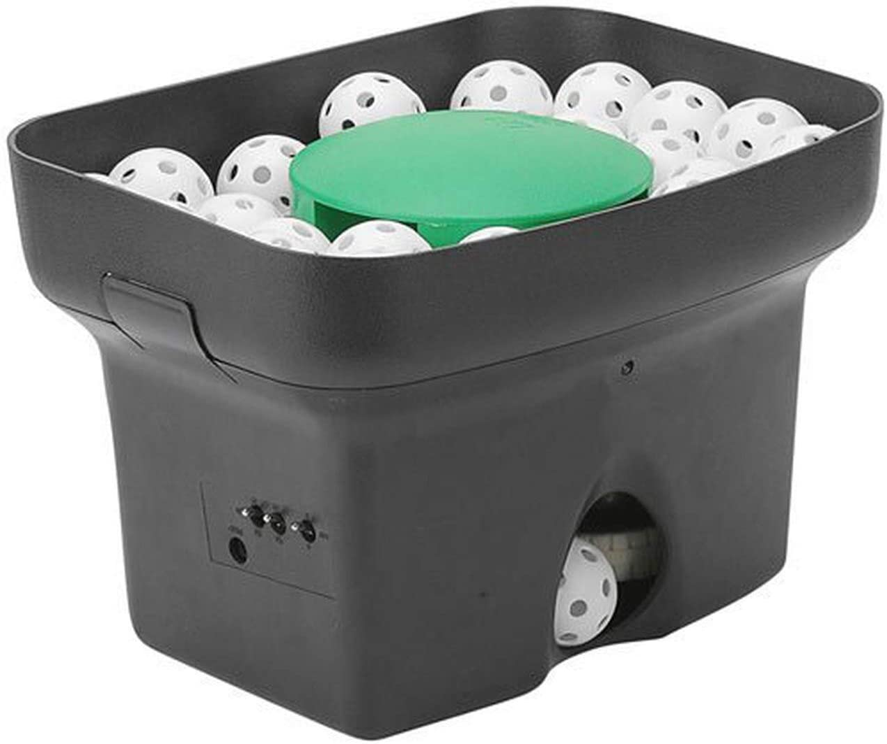 Personal Pitcher Super Max 90% OFF intense SALE Pro Pitching Machine w Balls Small Bal Golf 48