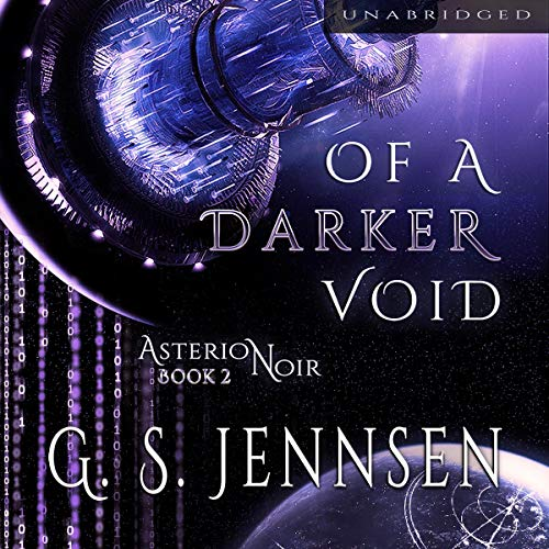 Of a Darker Void audiobook cover art