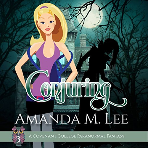 Conjuring Audiobook By Amanda M. Lee cover art