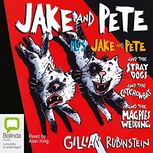 Jake and Pete cover art