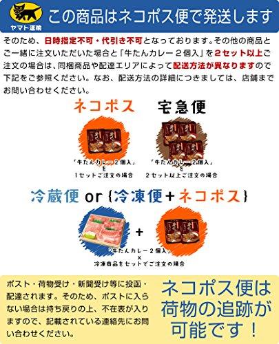 肉のいとう『杜の都仙台牛タンカレー』