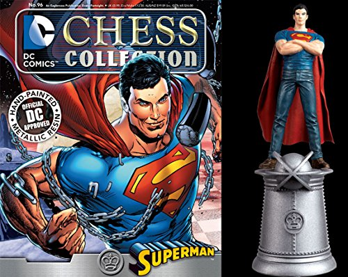dc comics Chess Figurine Collection Nº 96 Young Superman