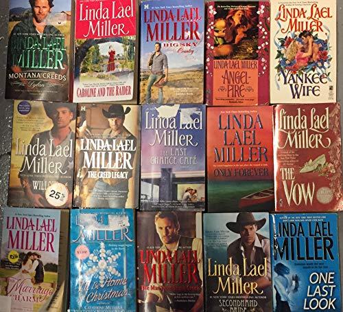 Linda Lael Miller Western Romance Collection 15 Book Set