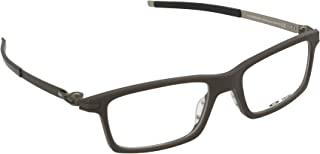 800f075883 Oakley RX Eyewear Montures de lunettes OX8050 Pitchman Pour Homme Satin  Black, 53mm