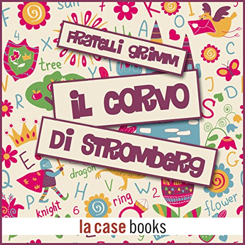 Il corvo di Stromberg audiobook cover art