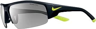 Vision Skylon Ace Xv Mtt Black/Volt Grey W Silver Mirror Lens (EV0857-007)
