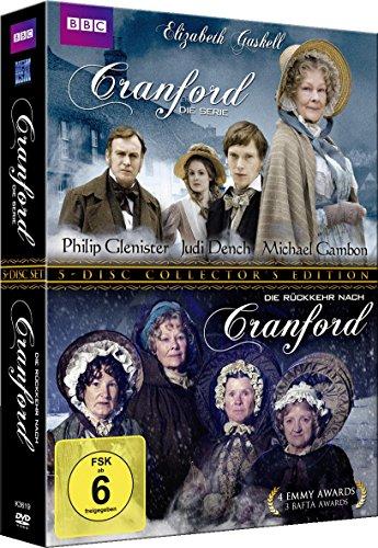 inkl. Die Rückkehr nach Cranford - Gesamtbox (5 DVDs)