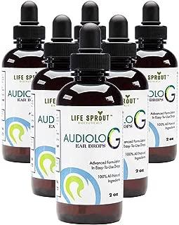 Audiolo-G - All-Natural Ear Drops