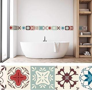 Amazon.es: cenefas adhesivas baño