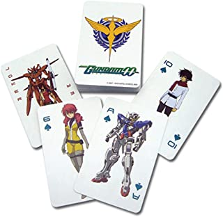 GE Animation Gundam 00 Gundam Playing Card Cool Anime Item