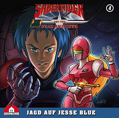 Jagd auf Jesse Blue Titelbild