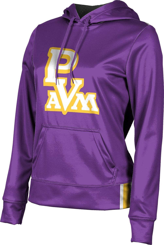 Prairie View A&M University Girls' Pullover Hoodie, School Spirit Sweatshirt (Solid)