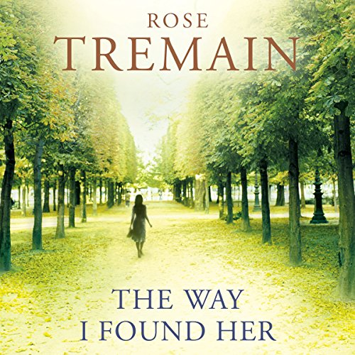 The Way I Found Her audiobook cover art