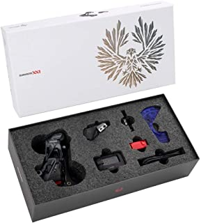 SRAM XX1 Eagle AXS Upgrade Kit - Rear Derailleur, Battery, Eagle AXS Controller w/Clamp, Charger/Cord