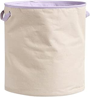 My Gift Booth Canvas Laundry Bag, Mauve