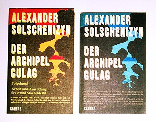 Der Archipel GULAG - Band 1 + 2 im Set!