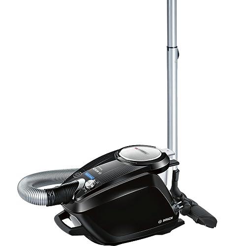 Bosch BGS5SIL66B Aspirateur sans Sac Relaxx'x ProSilence66 800 W, 3 L, Noir