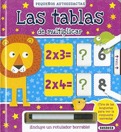 Las Tablas De Multiplicar (Pequeños autodidactas)