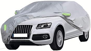 AUDI A4 Coche Cubierta Transpirable UV proteger interior al aire libre