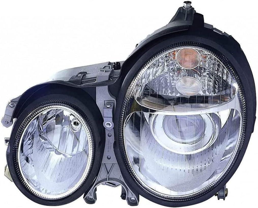 For Mercedes-Benz E Class 2000-2002 Assembly Projector Headlight Cheap bargain Popularity