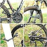 Zoom IMG-2 ulikey lucchetto pieghevole per bicicletta