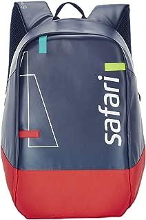 SAFARI 18 Ltrs Charcoal Black Laptop Backpack (POWERPACK19CBBLB)