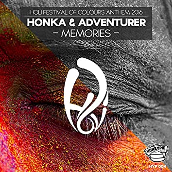 Memories (Holi Festival of Colours Anthem 2016)