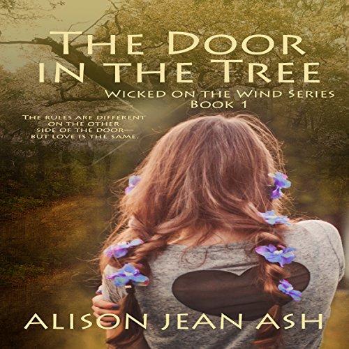 The Door in the Tree audiobook cover art