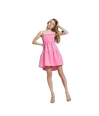 Bardot Amelie Tiered Dress