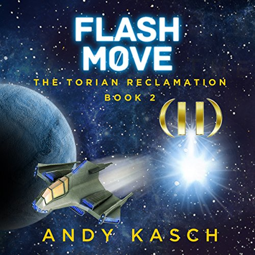 Flash Move audiobook cover art