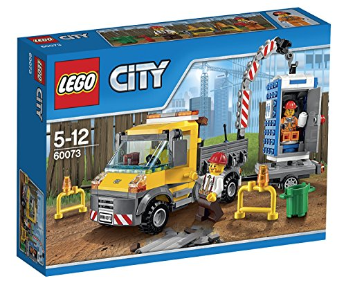 LEGO City 60073 - Baustellentruck