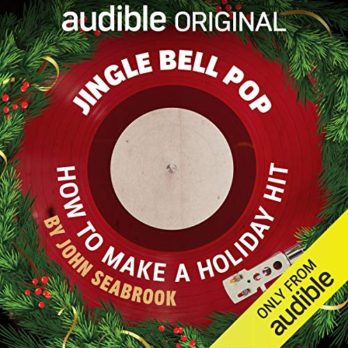 Jingle Bell Pop audiobook cover art