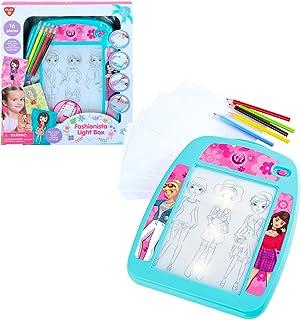 PlayGo - Juego diseño de moda con luz Fashionista (46422)