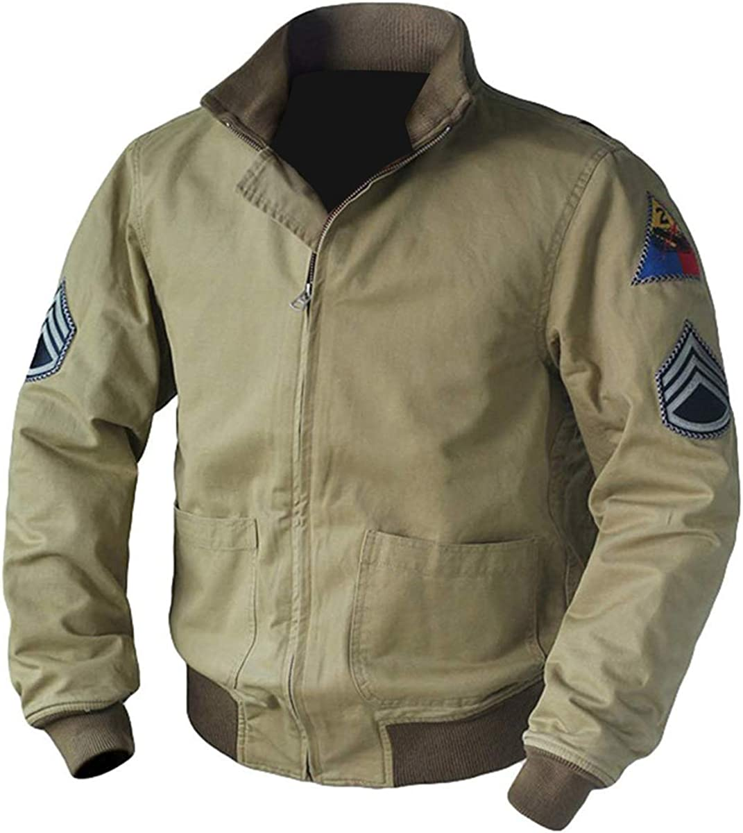 Mens Movies Cotton Wool Lightweight Varsity Bomber Jacket Collection